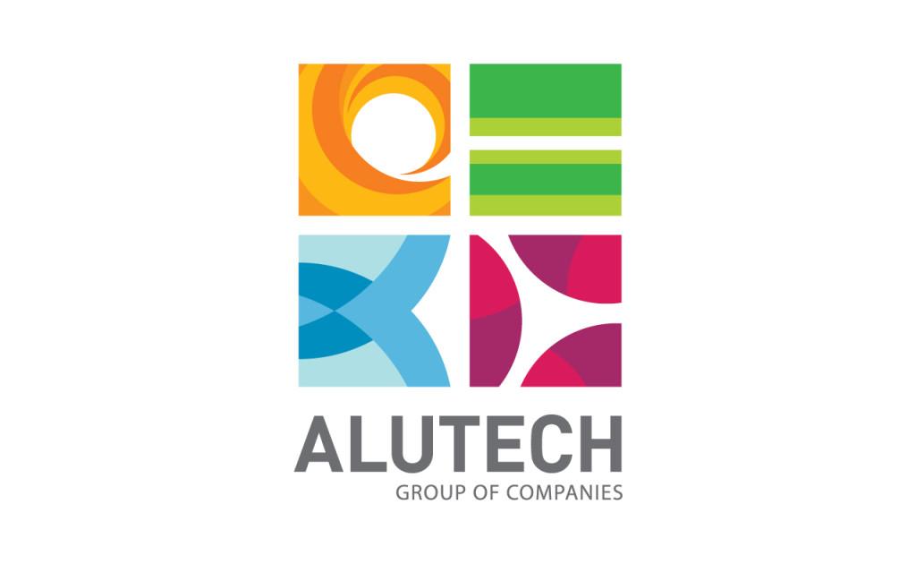 logo алютех